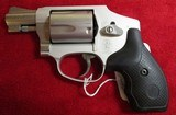 Smith & Wesson Model 642 .38 Special + P Airweight