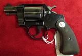 Colt Cobra .38 Special
