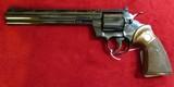Colt Python .38 Target