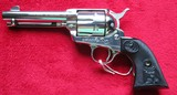 NEW Colt SAA #629 Bat Masterson (Nickel)