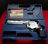 Colt Python 357 Mag. (Stainless) - 2 of 13