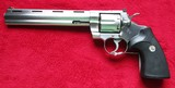 Colt Python 357 Mag. (Stainless)