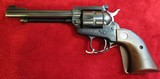 Ruger Old Model Super Single Six (3 screws)