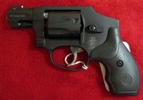 Smith & Wesson Model 35 1C (Airlite)