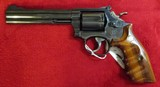 Smith & Wesson Model 16-4 .32 H&R Magnum