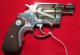 Colt Cobra .38 Special (NEW IN BOX)