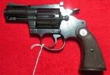 """Colt Diamondback .38 Special 2 1/2"""" Barrel - 1 of 12"""