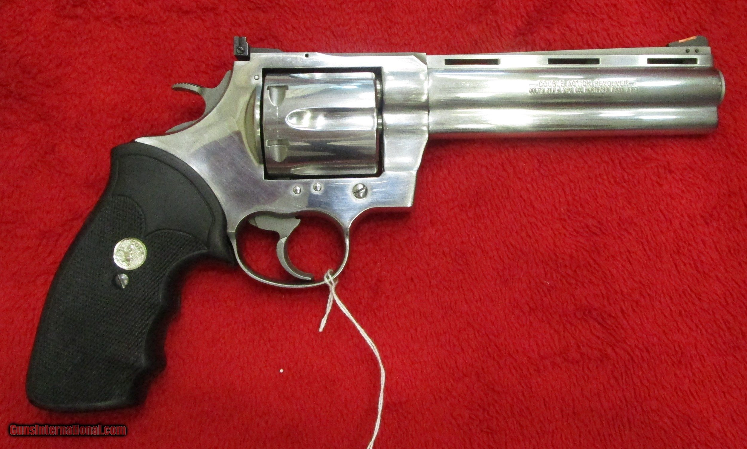 Colt Anaconda  44 Mag (Stainless) for sale