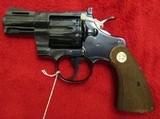 """Colt Python .357 (RARE 2 1/2"""" Barrel)"""