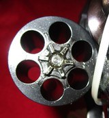 Colt Python .357 (Engraved by Jim Lowe Master Engraver) - 9 of 11