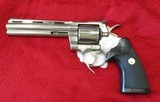 Colt Python .357 Mag. (Electroless Nickel)