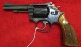 Smith & Wesson Model 15-4 Combat Masterpiece