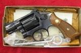 "Smith & Wesson Model 15-3 Combat Masterpiece (Rare 2"" Barrel)"