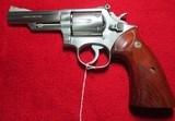 Smith & Wesson Model 66 1924-1974 Us Border Patrol