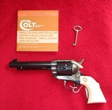 Colt Single Action Army 3rd Generation