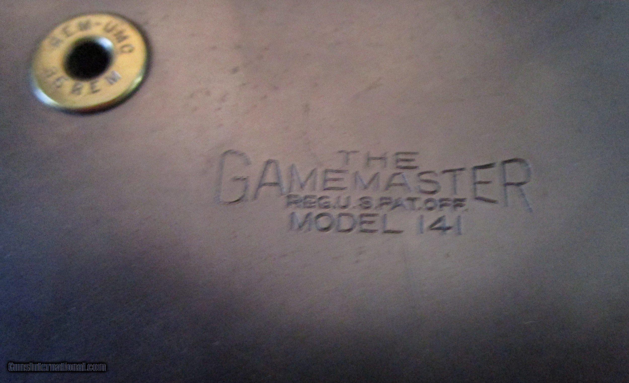 Remington Model 141 Gamemaster for sale