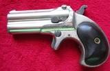 Remington Derringer 41 Rimfire