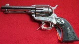 Colt Single Action Army (Nickel)