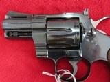 """Colt Python 357 mag 2 1/2"""" Barrel - 3 of 14"""