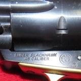 Ruger BlackhawkOld Model Brass Frame - 13 of 13
