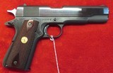 Colt Government Model 1911 Pre -70 Series - 1 of 13