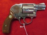 Smith & Wesson 38 Airweight - 1 of 14
