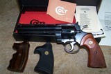 Colt Python 6in blue 1972 - 1 of 8