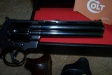 Colt Python 6in blue 1972 - 4 of 8