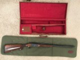 Winchester Model 23 Classic 20 Gauge with Original Case