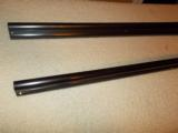 A. H. Fox ( Philly) 'B' Grade ejector 12 bore factory 2 bbl. set - 10 of 15