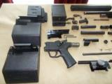 Heckler & Koch model 91 & 93 assorted parts, also steel & aluminum PreBan mags & stocks (folding & fixed)