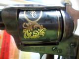 Colt SAA Peacemaker 3rd 44-40, ser.# 2018WC(1983)