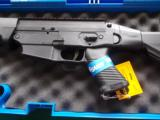 Sig Sauer AR-522 Retractable stock, Halo Scope & Picitilly style mounts