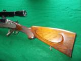 H. Kreighoff Full Sidelock Double Rifle (Pre-WW11 Shul, Germany) ULM O/U Dekor model 6.5 X 57R x 6.5 X 57R