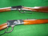 Winchester 1892 Consecutive ser.# 2 gun set - 44 cal. (mfg. 1912)