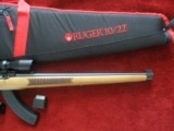 Ruger 50th yr. Anniversary (1964-2014) 10/22 Spl. Edt. with MC Maple - 2 of 8