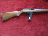 Marlin Camp 9 Semi-Auto 9mm Carbine open bolt