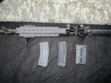Barrett M-468 (Rare) 6.8 mm Rem.SPCM4 varient close encounter piece