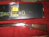 Browning Citori 525 Featherlite 410