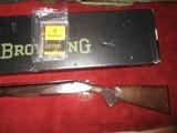 Browning Citori 525 Featherlite 410mfg. 2 yrs only, 2 1/2