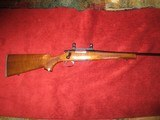Remington model 7 Carbine 243 60's-70's rifle