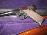 "Fiala Arms model ""1920"" similar to Colt Woodsman, US mfg. & originally mfg.in Ferlach, Austrian,resurected in U.S.A., 22lr. 3 bbl. set - 6 of 6"