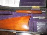 "Fiala Arms model ""1920"" similar to Colt Woodsman, US mfg. & originally mfg.in Ferlach, Austrian,resurected in U.S.A., 22lr. 3 bbl. set - 2 of 6"