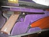 "Fiala Arms model ""1920"" similar to Colt Woodsman, US mfg. & originally mfg.in Ferlach, Austrian,resurected in U.S.A., 22lr. 3 bbl. set - 3 of 6"