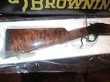 Browning 1885 Hi-Wall short rifle 45/70falling block
