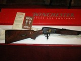 Winchester 63 Hi-Grade, more recent mfg. (1997 only) 22lr semi-auto, - #0136 of 1,000