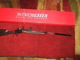 Winchester 1885 Replica 45 / 70 Hi-Wall (NO TANG SAFETY)