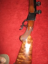 Ruger #1S Med. Sporter 300 Win. Mag. 200 yr. Anniversary 1976 # 130-20695 - 5 of 5