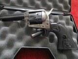 Colt Peacemaker Scout 22 cal.