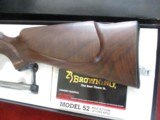 Browning 52 Limited Edition 22lr., (Winchester 52 Sporter Clone) - 4 of 8